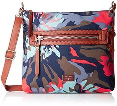 Fossil Dawson Top Zip Bag * Click image to review more details.