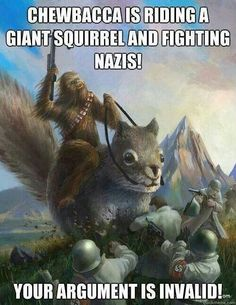 Star Wars humor. Your move internet!