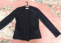 Isabel Marant Denzel Wool Blend Blazer Once Wear | eBay