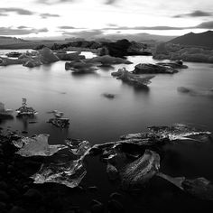 Ice, Jökulsárlón Glacial Lagoon