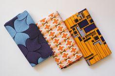 African Material Folded #afrillagemarket #africanprint #africanfabric #kente