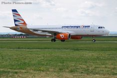 Airbus A320-232 - SX-ORG - Smart Wings