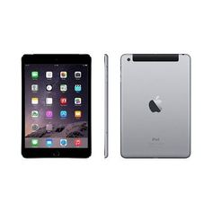 Apple iPad Mini 3 128GB Wi-Fi + Cellular - Space Gray http://hotdietpills.com/cat4/extreme-makeover-weight-loss-workout-program.html