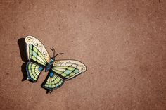 The Butterfly Effect by Andreas Preis, via Behance