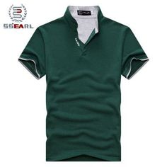 Men's Short Sleeve Knitted T-shirt