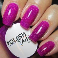Polish Addict Nail Color- Sea Witch