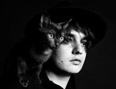 Pete Doherty Portrait Music