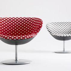 Capri loungestol, Busk+Hertzog, PLUS HALLE design people need time and space