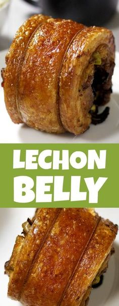 Filipino Lechon Belly