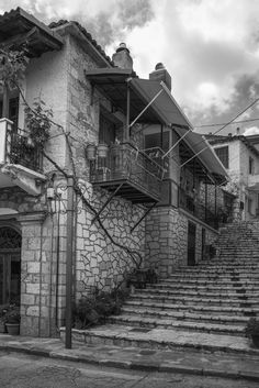 Arachova by Thomas Mulchi on 500px