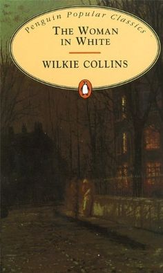 """""""The Woman in White"""" by Wilkie Collins (Book & Film) - I am a fanatic for this guy...one of the earlier detective writers and as with most authors of the Victorian era, such character description and poetic prose...no synopsis coz too many words to write and only allowed 500!! ...xxxx"""