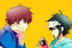 Nice & Hajime | Hamatora / Re: Hamatora