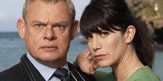 Doc Martin. Have I mentioned I am in love with Martin Clunes? A couple times? Ok sorry.