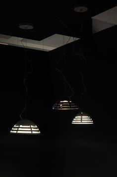 Euroluce 2015 Ceiling Lights, Lighting, Pendant, Home Decor, Homemade Home Decor, Ceiling Light Fixtures, Trailers, Ceiling Lamp, Pendants
