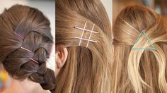 20 Life-Changing Ways to Use Bobby Pins -Cosmopolitan.com