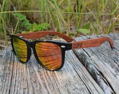Etsy :: Your place to buy and sell all things handmade Sunglasses Box, Wooden Sunglasses, Polarized Sunglasses, Oakley Sunglasses, Sunglasses Women, Groomsmen Gifts Unique, Shades For Women, Engraving Services, Eco Friendly Fashion