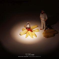 """. 12.30 wed """"Ketchupfire""""  by tanaka_tatsuya"""