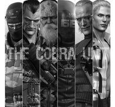 Metal Gear Solid Cobra Unit