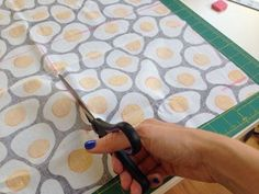Easy and Stylish Fabric Pan Protectors : 8 Steps (with Pictures) - Instructables Hearth And Home, Making 10, Fabric Squares, New Things To Learn, Hand Sewing, Sewing Projects, Stylish, Crafts, Pictures