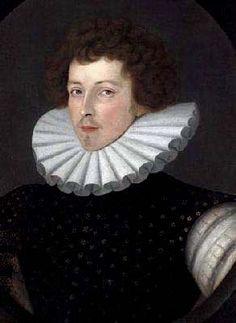 William Segar,  Sir Henry Kingsmill ,c.1585