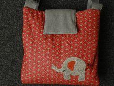 Wickeltasche geschlossen Diaper Bag, Reusable Tote Bags, Blog, Cotton Textile, Fabrics, Bags, Cotton, Ideas, Diaper Bags