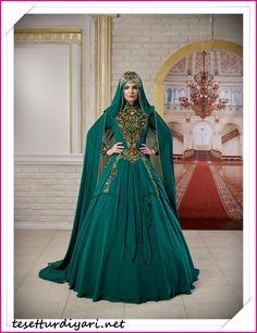 osmanlı elbiseleri modelleri -
