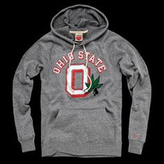 Shop our super-soft vintage inspired OSU sweatshirts, hoodies and t-shirts. Cheer on your Buckeyes with retro graphics featuring Script Ohio and Block O. Oregon Ducks Football, Ohio State Football, Ohio State Buckeyes, Sports Ohio, Oklahoma Sooners, American Football, College Football, Florida State University, Florida State Seminoles