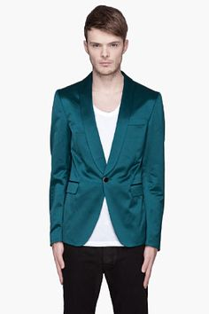 Green blazer for men #TribePride #WMAlumni #WMAA