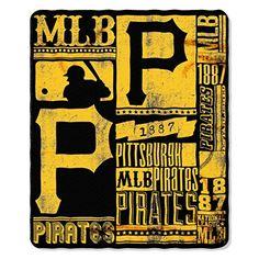 Pittsburgh Pirates Bedding