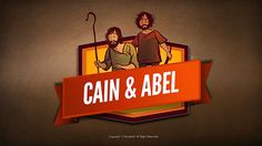 This story of Cain and Abel Kids Bible lesson: The story of Cain and Abel Kids Bible lesson explores Genesis, a tragic story of sibling rivalry. This kids Bible story examines the hearts of both Cain & Abel, it shows how the attitudes of their hearts shaped the direction of their lives. The Q&A, closing prayer and lesson artwork are all great tools to explore the themes of this lesson from the book of Genesis.