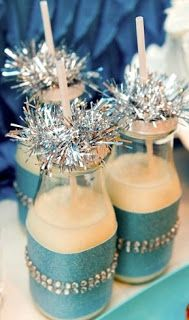 Party Frosting: Party drink ideas and inspiration