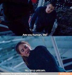Im a unicorn.