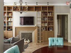 Максимальное количество мест хранения, нейтральная цветовая гамма и удобная мебель – преимущества этой квартиры нельзя не оценить по достоинству. Иногда…
