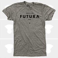TShirt This is the Futura Men by mediumcontrol on Etsy