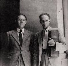#HISTORIA: Los Maestros Juan Bautista Plaza y Antonio Estévez (De derecha a izquierda),   grandes músicos que labraron el desarrollo de la cultura en Venezuela (@thonycg93) | Twitter
