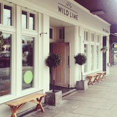 One of many popular places to eat in Portswood Highstreet #LoveSouthampton - At Wild Lime Bar & Kitchen
