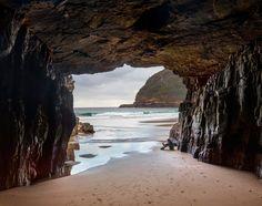 Remarkable Cave, Tasman Peninsula