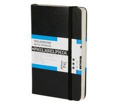 Moleskine - City Notebook Philadelphia