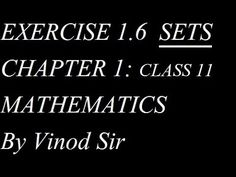 Here students can watch video lectures for study purpose. These videos are helpful to all students who are appearing in any home or board exam or preparing f. Math Class, Maths, Board Exam, Mathematics, Study, Exercise, Amp, Videos, Reading