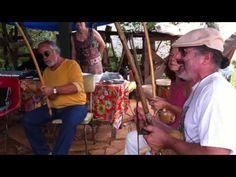Orquestra Harmônica de Berimbaus: Mestres Angoleiro, Cláudio, Dom Ivan, ...