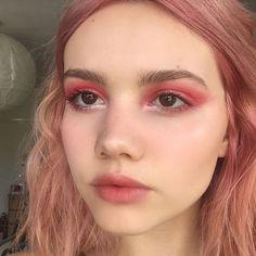 Resultado de imagen para makeup pink