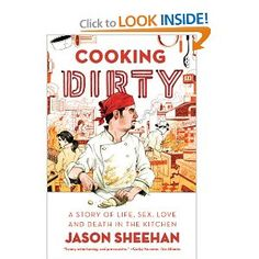 Ever wonder what really happens in behind the scenes of your favorite restaurants? This book lets you in on all the secrets. Be prepared to laugh out loud!!
