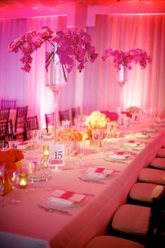Chic Wedding Flower Ideas. To see more: http://www.modwedding.com/2014/06/19/chic-wedding-flower-ideas/ #wedding #weddings #centerpiece #bouquet #reception Featured Photographer: Weddings By Two; Featured Event Plan: WED~Wedding Event Design