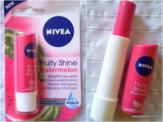 Nivea Fruity Shine Lip Balm Watermelon