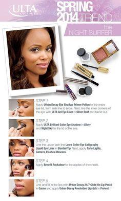 DIY Spring trend makeup makeup diy diy ideas easy diy diy fashion diy makeup diy eye shadow diy tutorial diy picture tutorial fashion tutorials spring fashion spring makeup