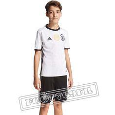 Flocage Maillot Foot Allemagne Enfant Blanc 2016 17 Domicile : Thailande Paris