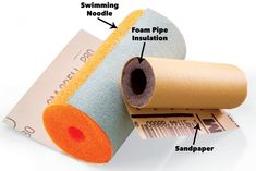 With a few special tools and the best sandpaper for wood you can smooth wood easily and quickly with first-class results. Often even better than with a power sander.