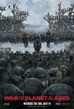 Return to the main poster page for War for the Planet of the Apes (#3 of 3)