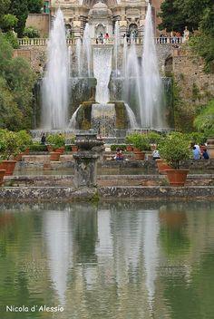 Tivoli- oraşul mai bătrân decât Roma