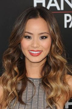 Non-brassy ombre for asian hair. If I did an ombré..this is what I would do!